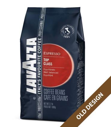 Lavazza Top Class zrnková káva 1kg