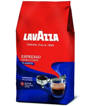 Lavazza Espresso Crema e Gusto Classico zrnková káva 1kg