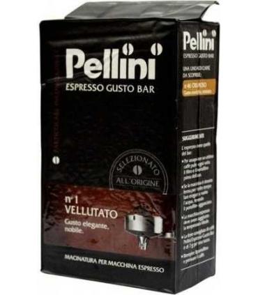 Pellini Gusto Bar n°1 Vellutato 250g mletá káva