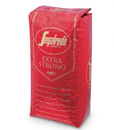 Segafredo Extra Strong zrnková káva 1kg