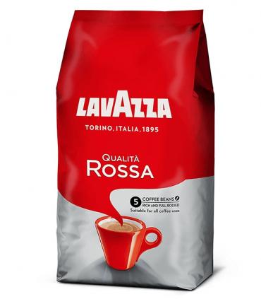 Lavazza Qualità Rossa zrnková káva 1kg