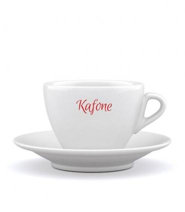 Kafone šálka cappuccino