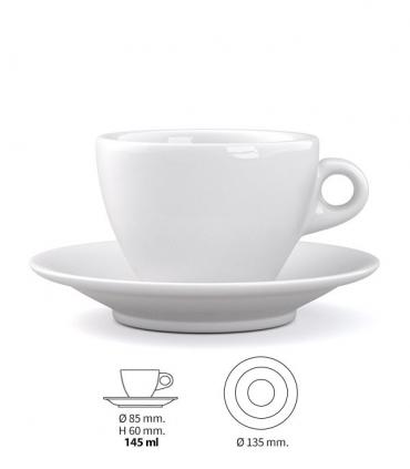 Šálka Portofino Cappuccino