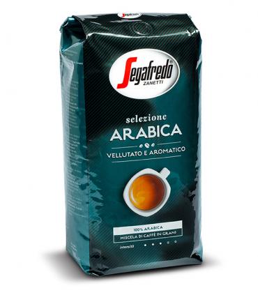 Segafredo Selezione 100% Arabica zrnková káva 1kg