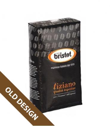 Bristot Tiziano zrnková káva 1kg